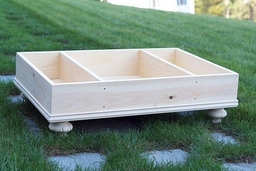How to Build a Storage Ottoman | mike.grant