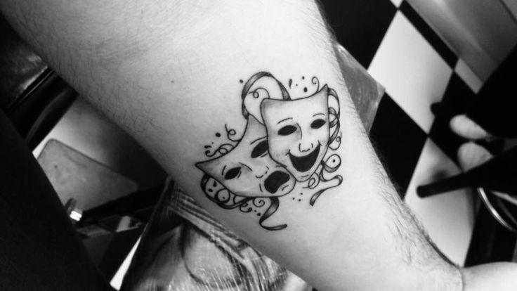 Theatre tattoo                                                                                                                                                                                 More