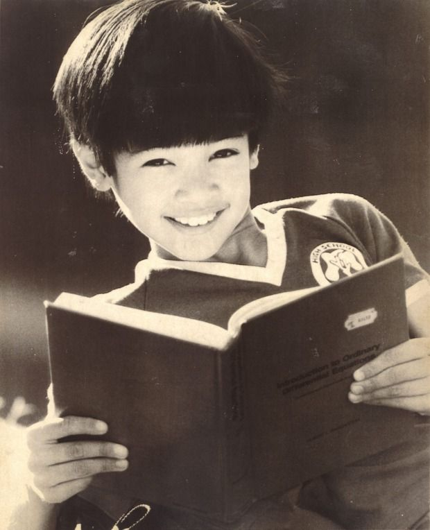 Terence Tao, as a 1986 Adelaide prodigy. The work of a mathematician takes him into other mathematical minds over the millennia, back to Pythagoras.