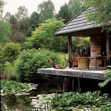 GAAYA arte e decoração: Jardins, varandas, quintais...