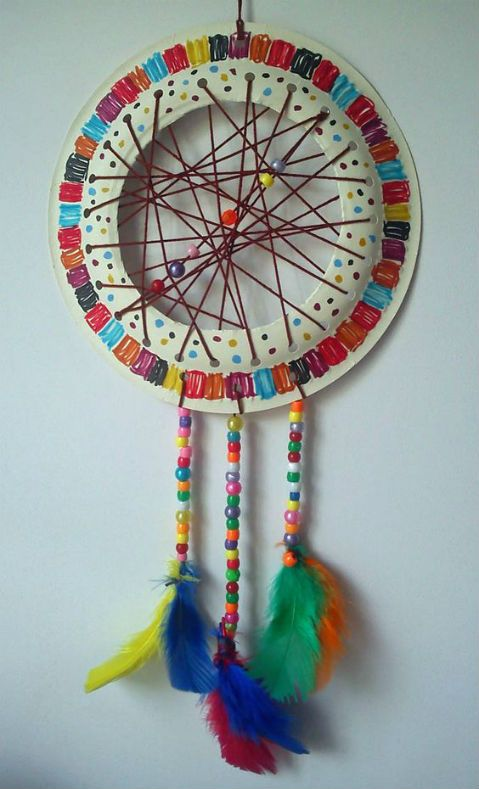Tuto dream catcher
