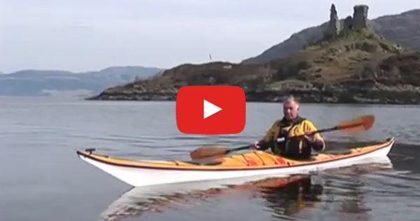 Proper Positioning In a Kayak  Gordon Brown addresses posture and points of contact in a sea kayak that will help you get the best performance..