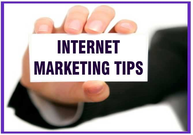 Everybody want to get best #internetmarketing tips for improve your business and website ranking.