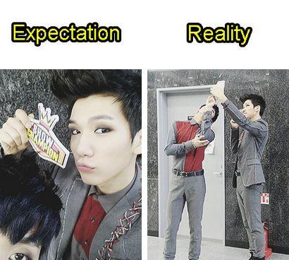 Kdrama  Kpop Funny  Kpop Saranghae  Vixx         Vixx Kpop  Vixx FunnyVixx Hyuk Selca