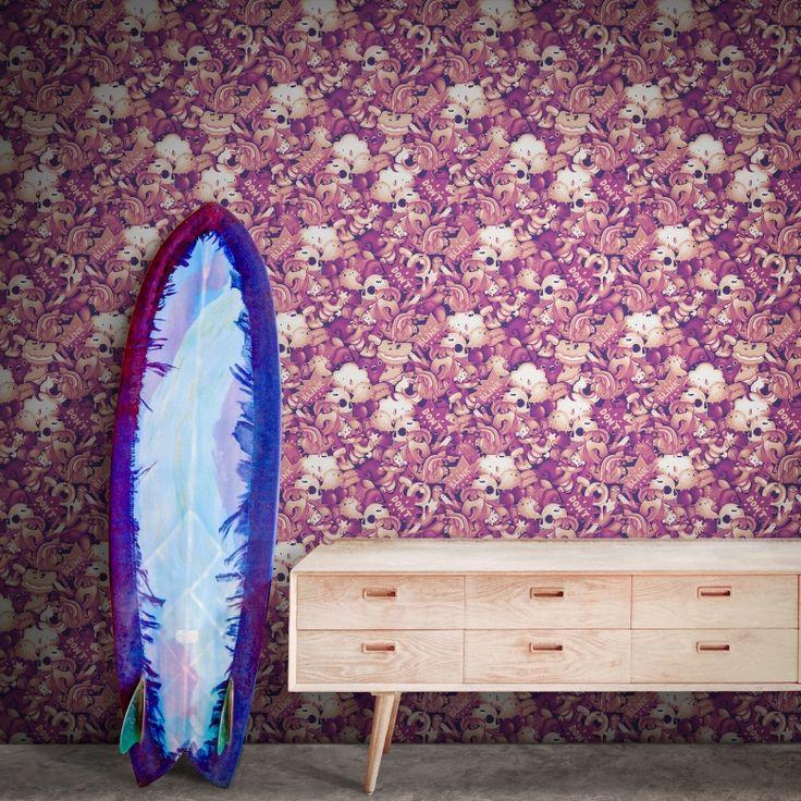 Boom! Wallpaper by Celandine | FEATHR™