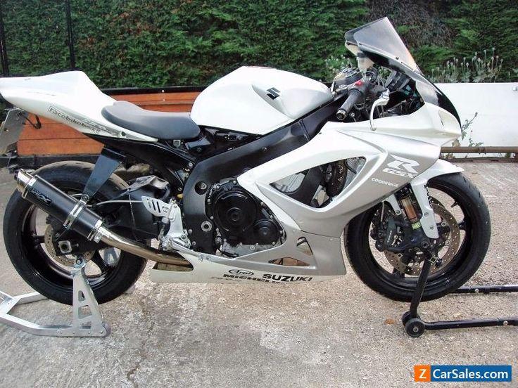 Suzuki GSXR 750 K7 track bike #suzuki #gsxr #forsale #unitedkingdom