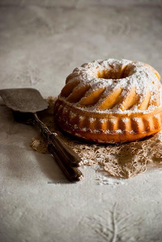 Lemon and Saffron Cake Recipe