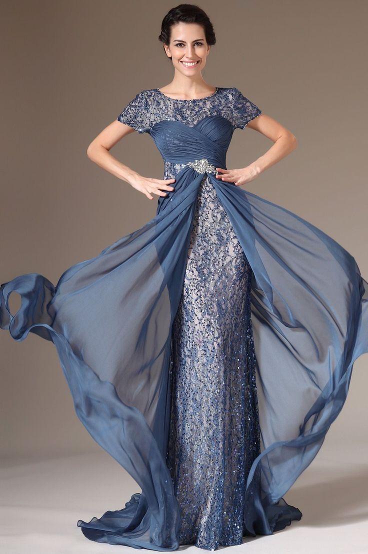 Exkluzívne čipkované šaty S01275 - hlavná fotka