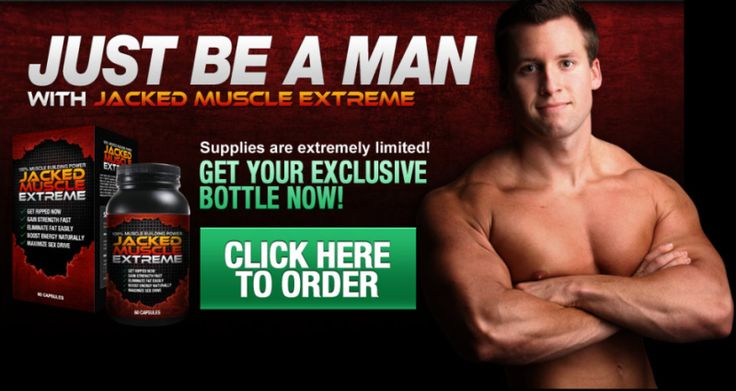 Jacked Muscle Extreme supplement helps in your workout and allows you to improve your muscle mass as well as helps to promote your general health. This product comes with a Risk Free Trial offer.