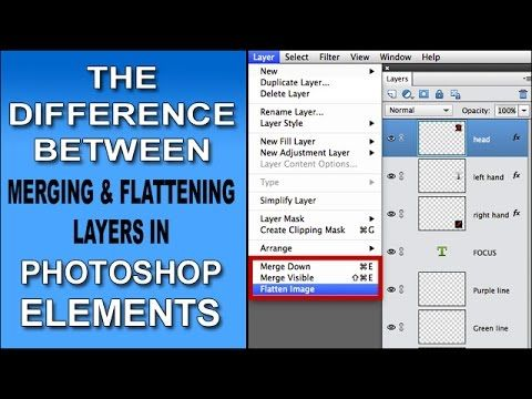 Photoshop Elements > Layers > 2 - All About Layers