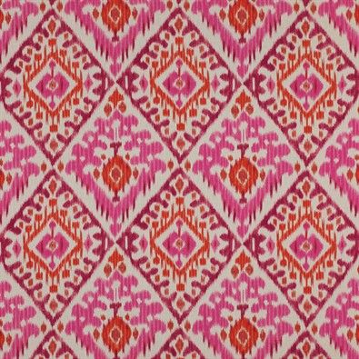 Manuel Canovas Boheme Rose/Orange