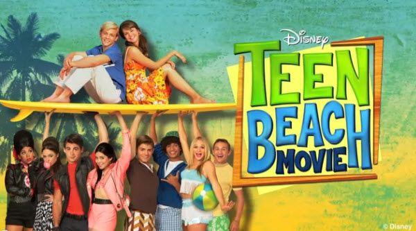 "One Year Ago The DCOM ""Teen Beach Movie"" Premiered On Disney Channel July 19, 2014"