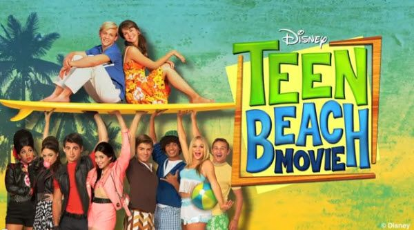 "One Year Ago The DCOM ""Teen Beach Movie"" Premiered On Disney Channel July 19, 2014"