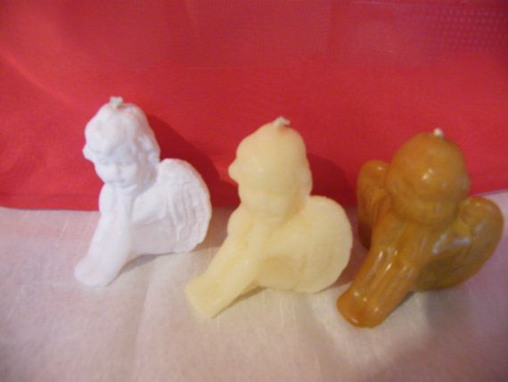 Cherub candles  Angel candle  A perfect gift for by artofcandles, £3.25