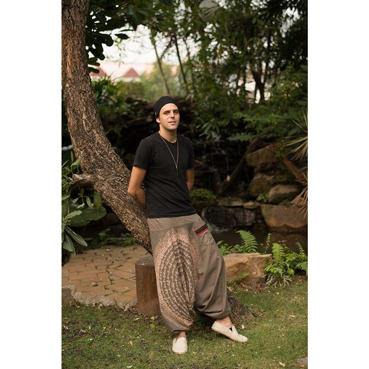 Aladinhose Nirvana braun