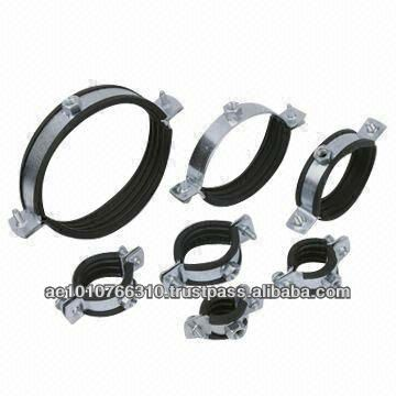 PIPE CLAMPS  SUPPORTS
