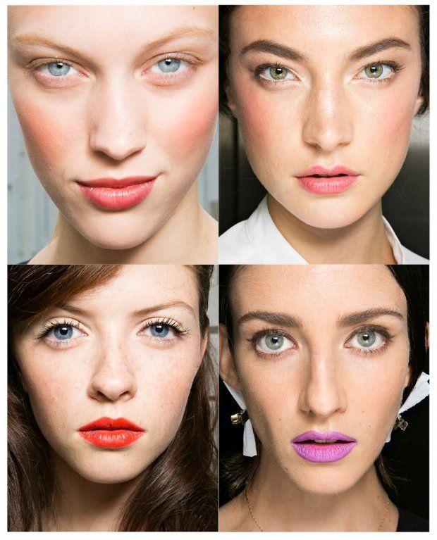 Kevään meikkisävyjen värikartta | Me Naiset