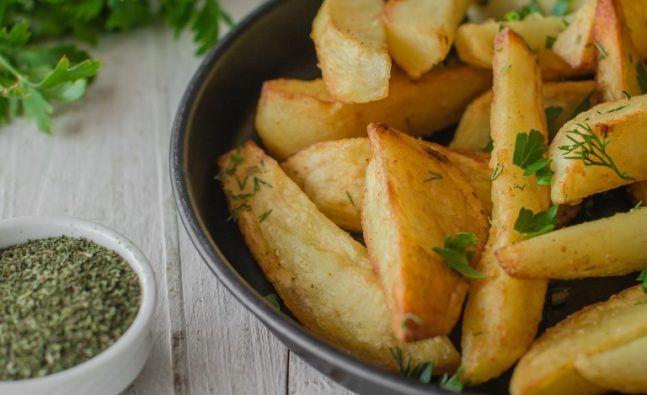 Eating potatoes linked to high blood pressure