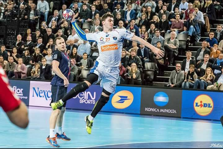 Ludovic Fabregas, handballeur catalan, professionnel et international