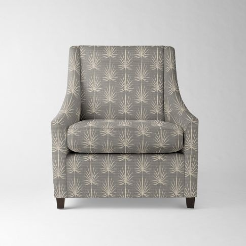 Sweep Armchair (With images) | Sweep armchair, Upholstered ...