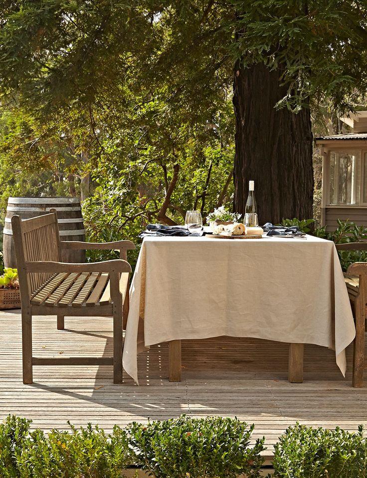 Abode Living - Kitchen & Dining - Table Linen - Tyed Napkins - Abode Living