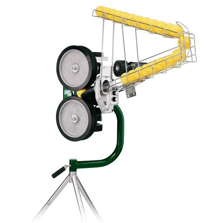 ATEC AT8220 Automatic Softball Pitching Machine Feeder - WTAT8220