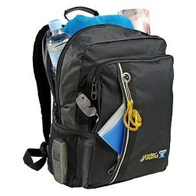 Underground Promo Backpack Min 25 - Bags - Backpacks/Sling Bags - DH-B423A - Best Value Promotional items including Promotional Merchandise, Printed T shirts, Promotional Mugs, Promotional Clothing and Corporate Gifts from PROMOSXCHAGE - Melbourne, Sydney, Brisbane - Call 1800 PROMOS (776 667)