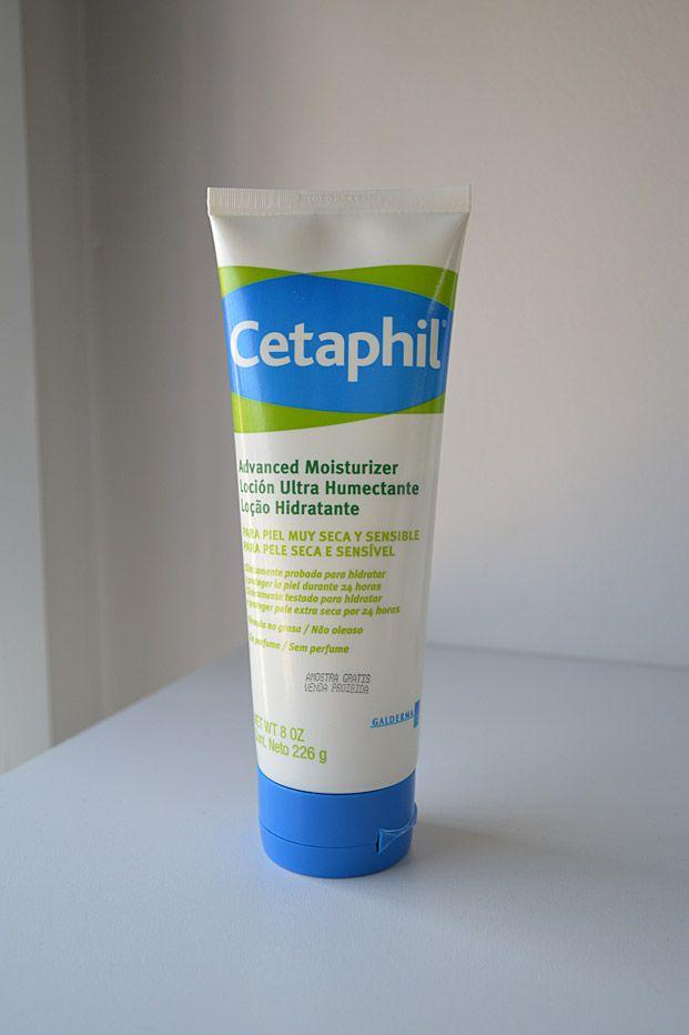 Produtos+e+Cuidados+com+a+Pele:+Cetaphil+Loção+Hidratante+Para+Pele+Extremamente+Seca+e+Sensível