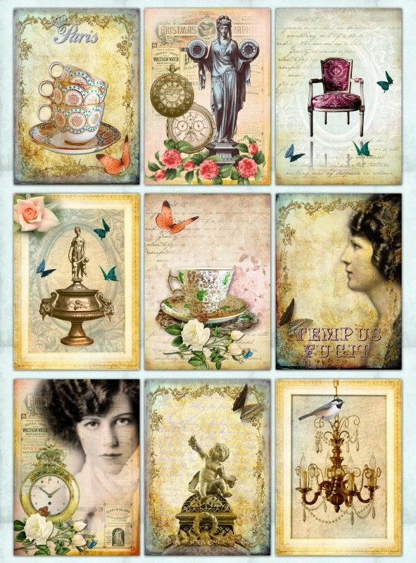 Sheet Roman | ~Shabby chic | Nostalgie & Brocante