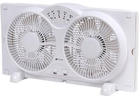 Here's What You Need to Know Feeling exhausted for the blazing heat of every day? Thanks to window fan that can keep your indoor ambiance cool even during the scorching summer days. So why spend so much money on air conditioner! Take home a window fan.  The market is filled with various window ...
