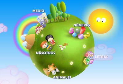 Actividades para Educación Infantil: Pequetic en varios idiomas