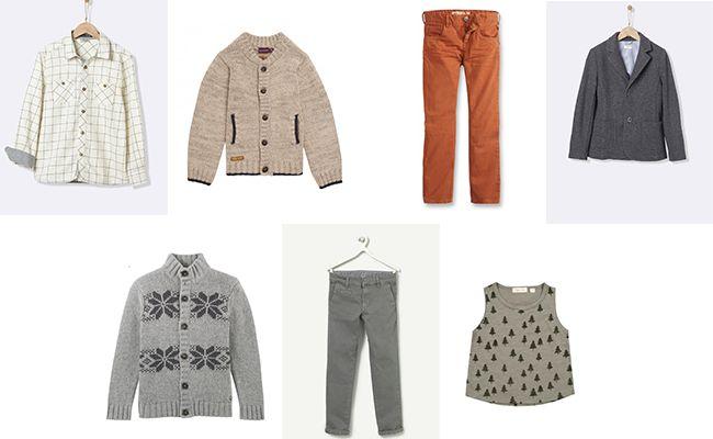 Noël avec les kids : nos tenues de fêtes préférées pour les petits garçons