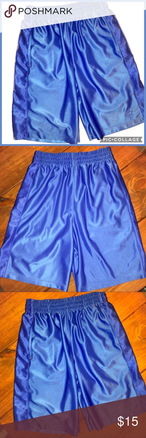 Boy's Royal Blue Athletic Shorts Size L 10/12 Boy's Royal Blue Athletic Shorts - Size L 10/12 - *Excellent Condition* Bottoms Shorts