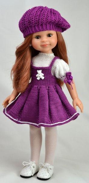 Kasatkadollsfashions вязаная одежда для кукол Crocheted And
