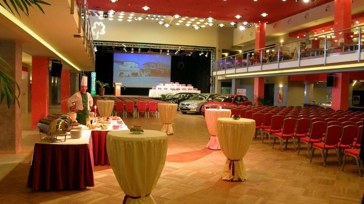 Congress Hotel Parkhotel Pilsen - events space