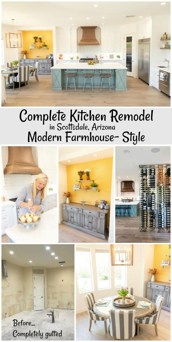 Scottsdale Kitchen Remodel : the Final Reveal! | Home and ...