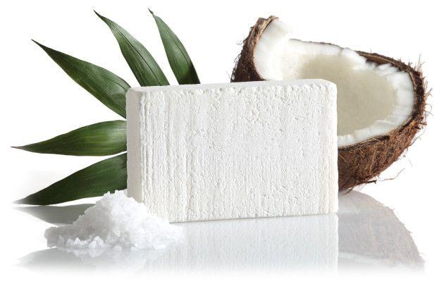 Manna COCO mýdlo s mořskou solí