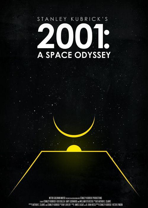 2001: Odisea del espacio-Stanley Kubrick