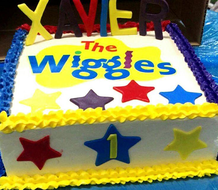 Wiggles birthday