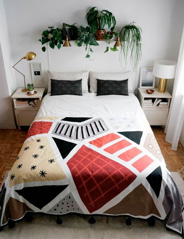 Un appartement de blogueuse à Madrid