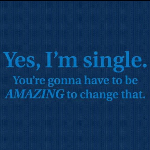 :): Inspiration, I'M Single, Quotes, High Standards, Single Life, Truths, Things, Be Single, True Stories