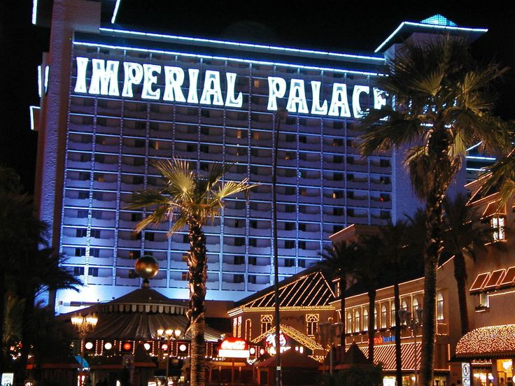 Las Vegas:  Imperial Palace