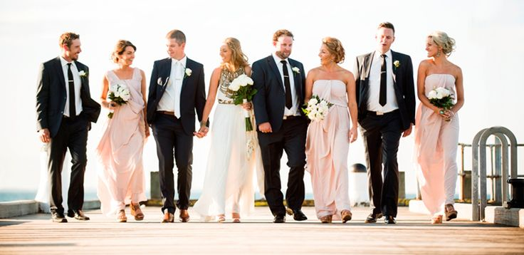 The Portsea Hotel provides 26 comfortable country style accommodation rooms for the wedding venues. Our friendly reception staff can recommend accommodation in the area to suit your budget and needs.