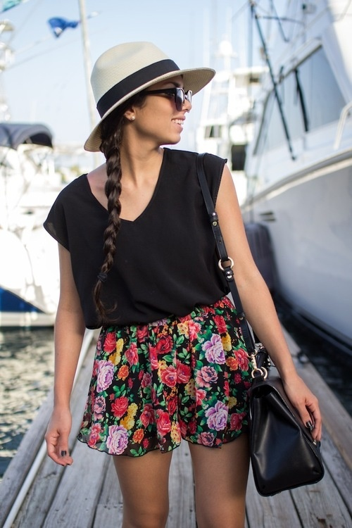 19 best Flowy shorts images on Pinterest