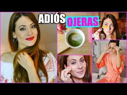 5 HACKS/TIPS : Adiós Ojeras! CÓMO ELIMINAR LAS OJERAS DE FORMA NATURAL | Lizy P - YouTube