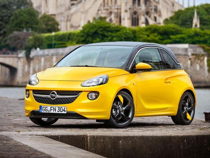 Opel Adam Rocks S 1.4 Turbo ECOFLEX (150 Hp) #cars #car #opel #adam #fuelconsumption