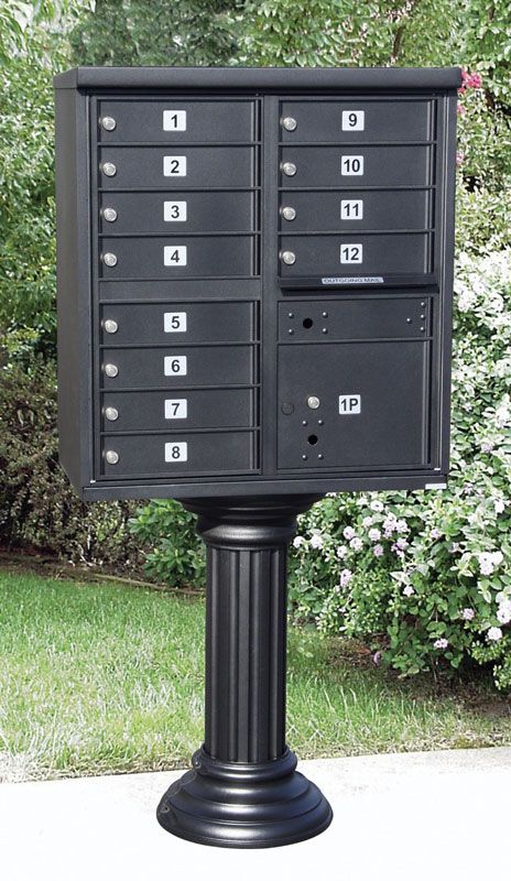 We have a Complete Line of High Quality Cluster Mailboxes to ...