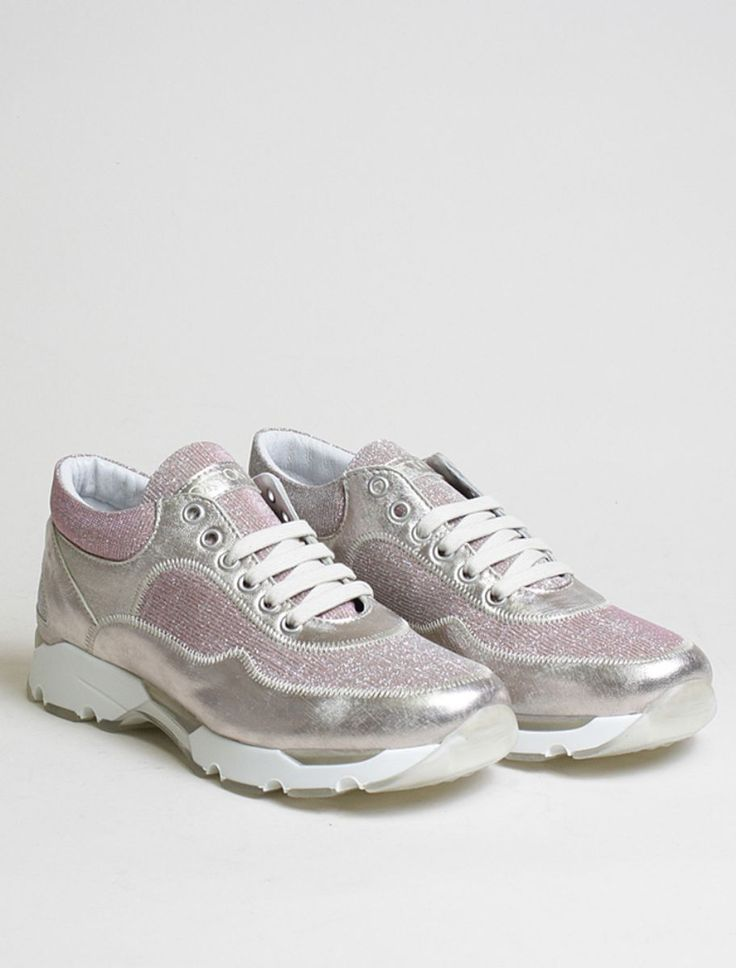 Stokton Running tessuto rosa, Sneakers Donna, spedizione gratuita italia