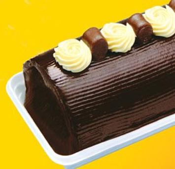 Goldilocks cake roll reminds me of childhood. I still like it!
