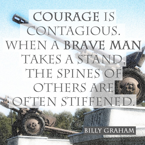 memorial day courage quotes